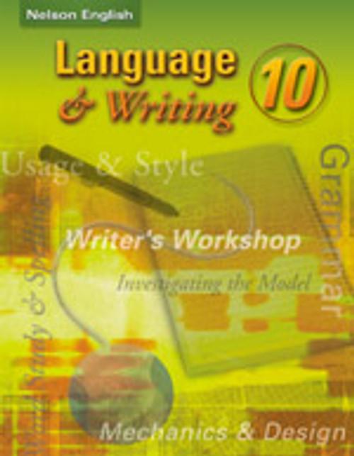 Language & Writing 10 Ontario Ed Txt (Pb)