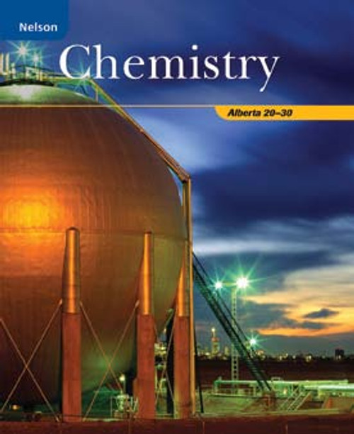 Nelson Chemistry Alberta 20-30 Presentations and Illustrations Bank