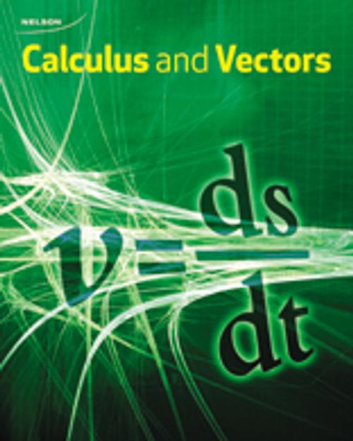 Calculus and Vectors   Assessment Bank - 9780176239848
