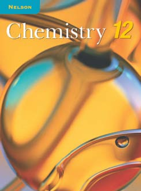Nelson Chemistry 12 Lab and Study Masters
