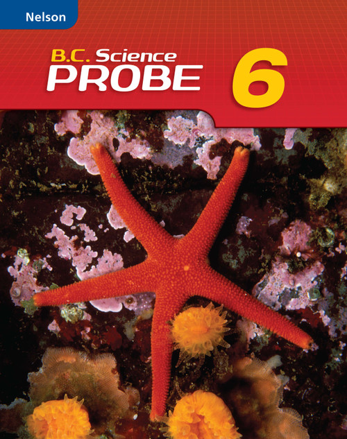 BC Science Probe 6 Student Book