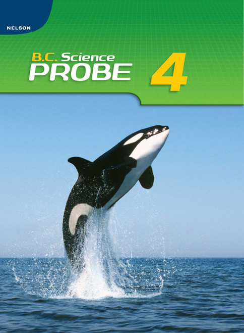 BC Science Probe 4 Student Book