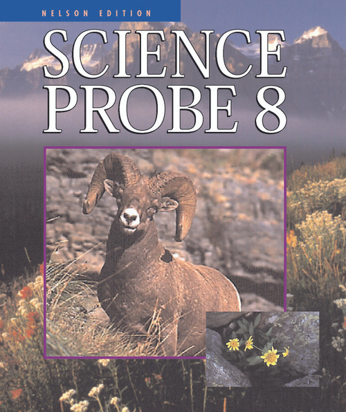 BC Science Probe 8 Student Book