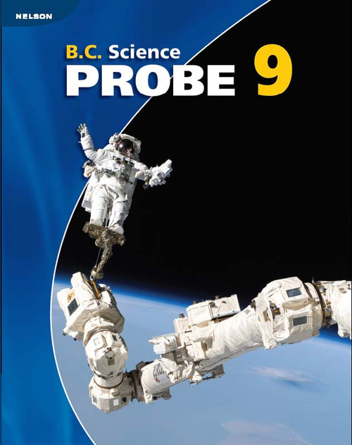 BC Science Probe 9   Student Book - 9780176290665