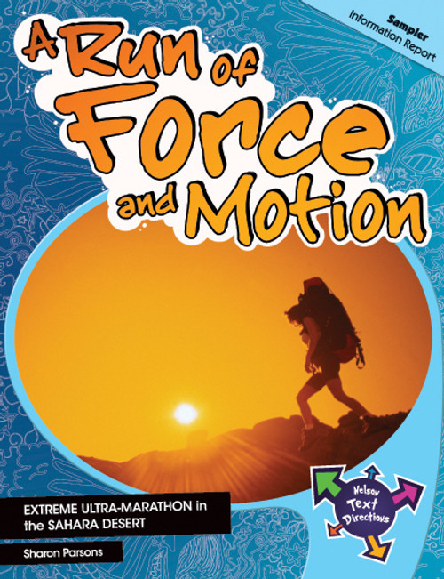 Nelson Text Directions 5 A Run of Force and Motion