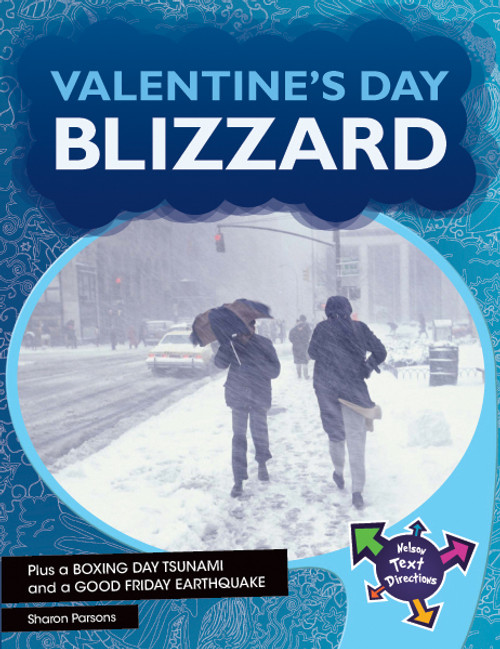 Nelson Text Directions 5 Valentine's Day Blizzard