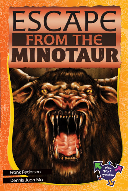 Nelson Text Directions 6 Escape from the Minotaur