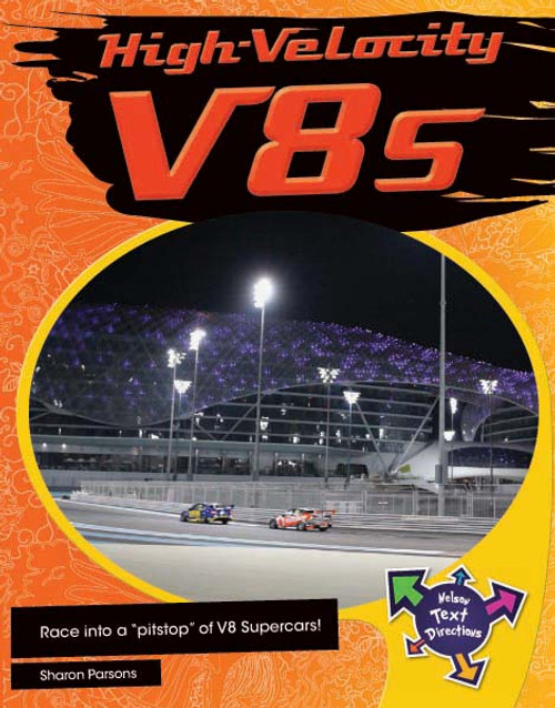 Nelson Text Directions 6 High Velocity V8's