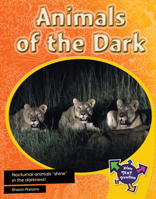 Nelson Text Directions 6 Animals of the Dark