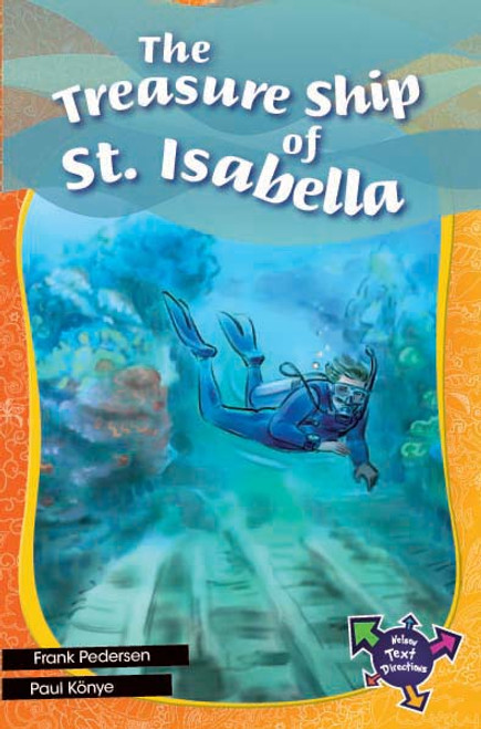 Nelson Text Directions 6 The Treasure Ship of St. Isabella