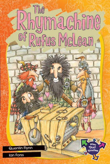 Nelson Text Directions 6 The Rhymachine of Rufus McLean