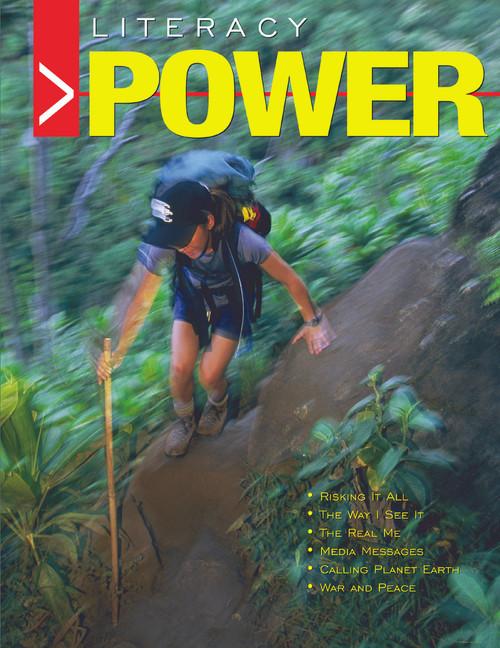 Literacy Power Level A Student Workbook