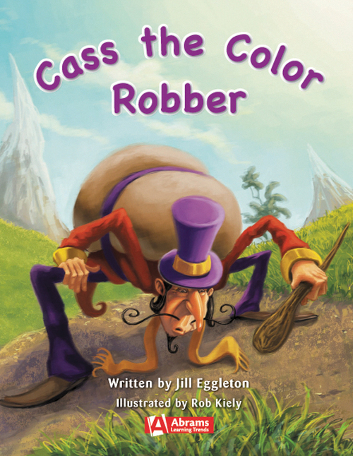 Key Links Literacy Shared 1 Cass the Color Robber