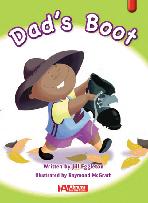 Key Links Literacy Red Dad's Boot