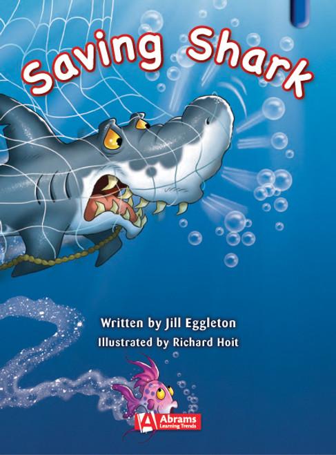 Key Links Literacy Blue Saving Shark