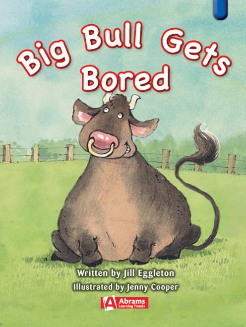 Key Links Literacy Blue Big Bull Gets Bored