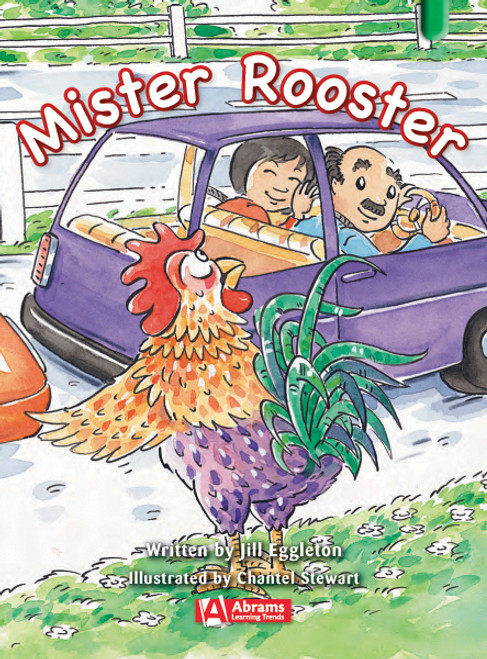 Key Links Literacy Green Mister Rooster