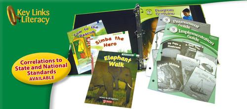 Key Links Literacy Green Teacher's Resource