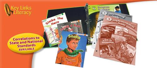 Key Links Literacy Orange Teacher's Resource