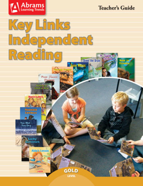 Key Links Literacy Gold Teacher's Resource