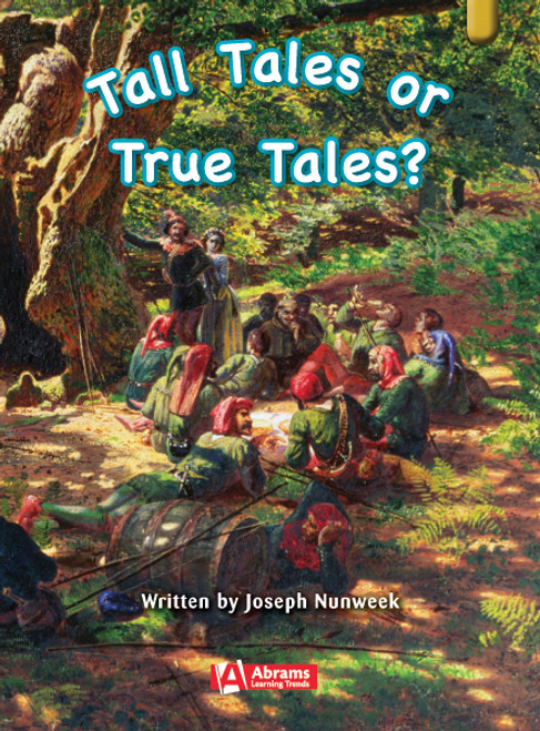 Key Links Literacy Gold Tall Tales or True Tales?