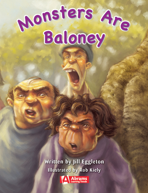 Key Links Literacy Shared 3 Monsters are Baloney