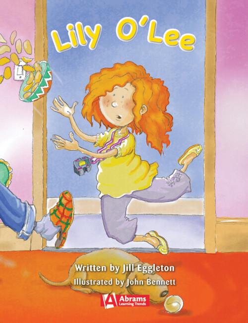 Key Links Literacy Shared 3 Lily O'Lee