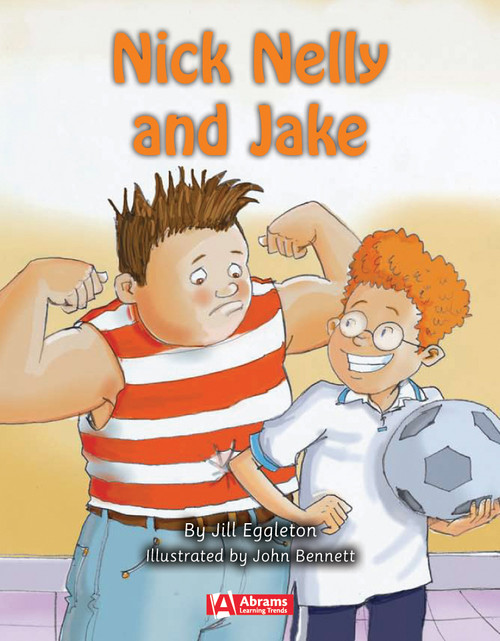 Key Links Literacy Orange Nick Nelly and Jake