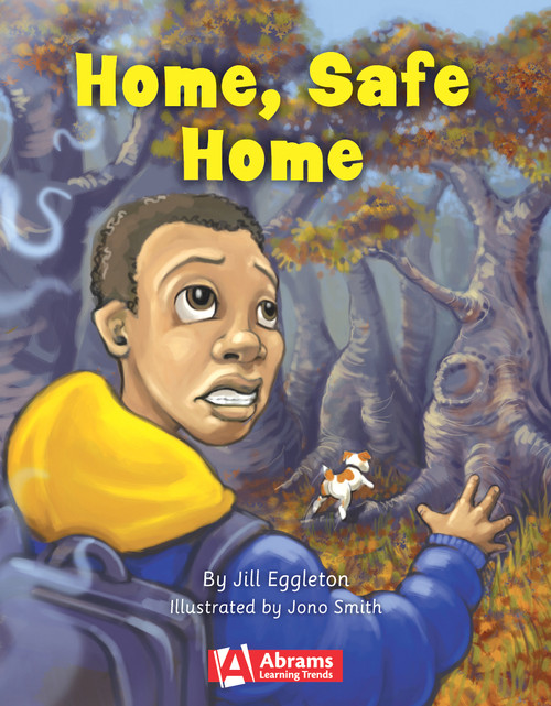 Key Links Literacy Turquoise Home, Safe Home