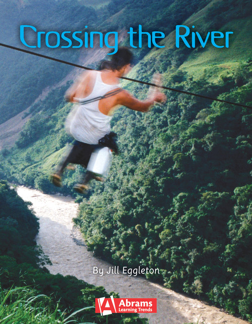 Key Links Literacy Turquoise Crossing the River