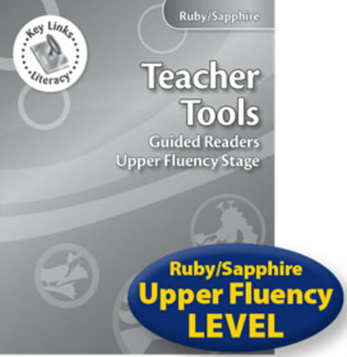 Key Links Literacy Ruby/Sapphire Teacher's Resource