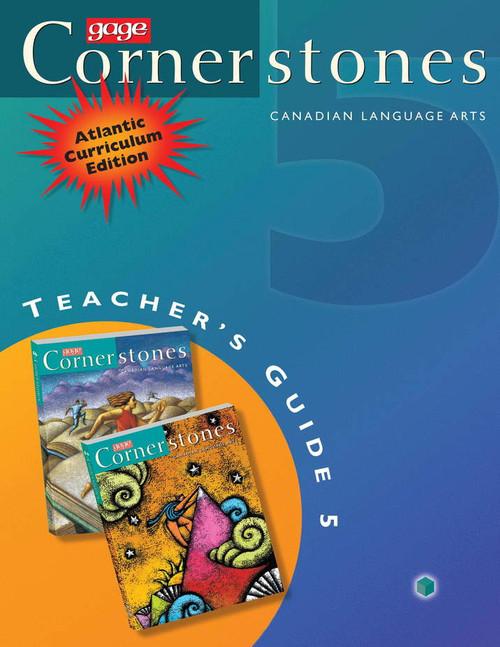 Cornerstones 5 Teacher's Resource, Atlantic Ed.