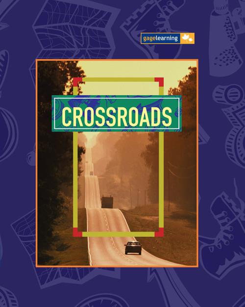 Crossroads Anthologies - Grade 10 | Student Book - 9780771513329