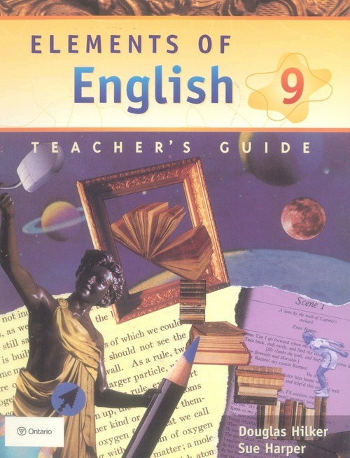 Elements of English 9 Teacher's Resource, Western Ed.