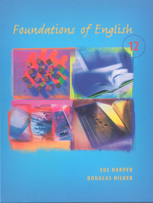 Foundations of English 12 Student Book