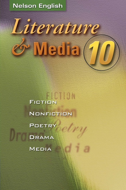 Literature & Media 10 Student Book: Student Text ON Hardcover
