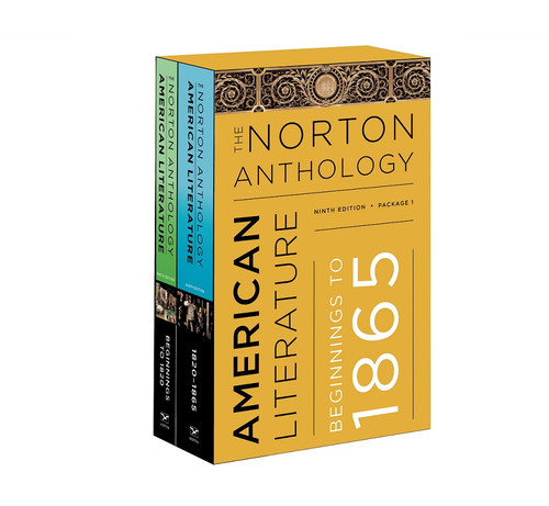 The Norton Anthology of American Literature, 9th edition, Vol. 1
