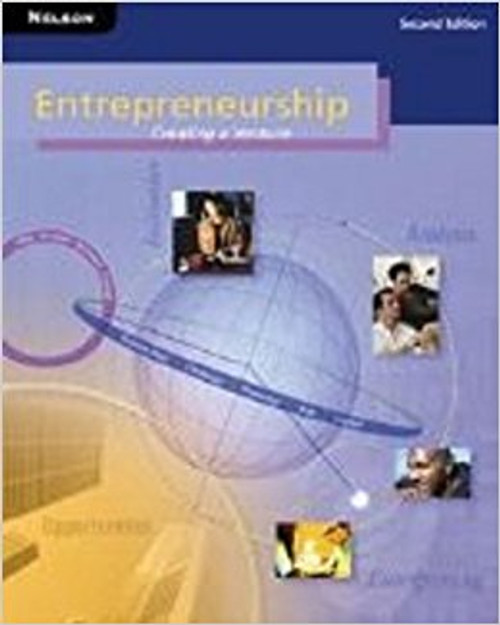 Entrepreneurship: Creating a Venture Student Workbook B, 2nd Ed.: Student Workbook B