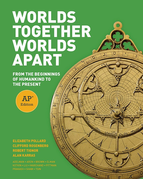 Worlds Together, Worlds Apart AP edition