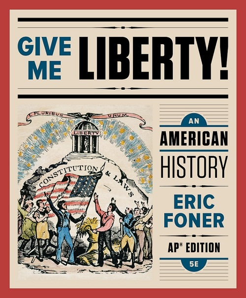 Give Me Liberty, 5th AP edition
