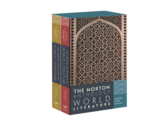 The Norton Anthology of World Literature, 3rd edition Shorter Version (2 volume set, paperback)