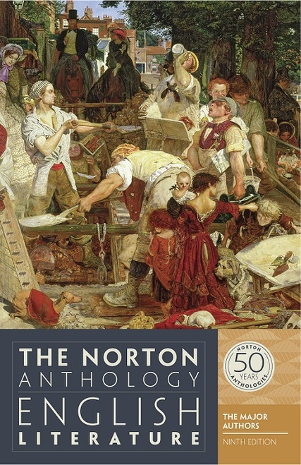 The Norton Anthology of English Literature, 9th edition Major Authors