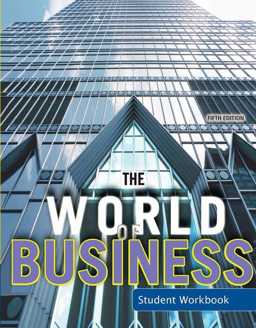 The World of Business Workbook, 5th Ed.: Workbook