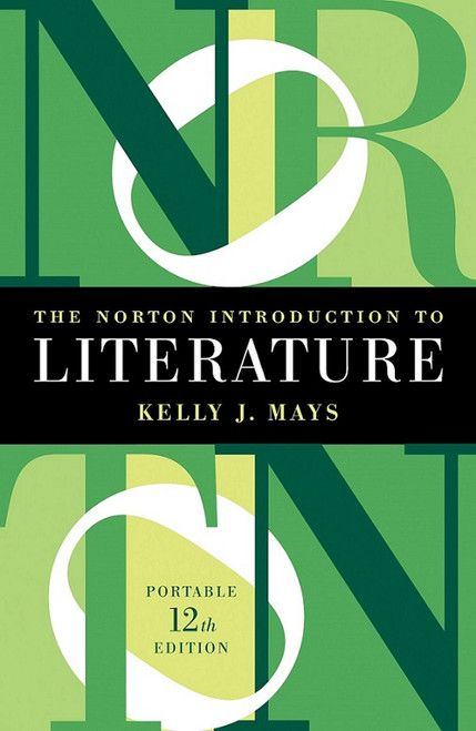 The Norton Introduction to Literature Portable 12th edition