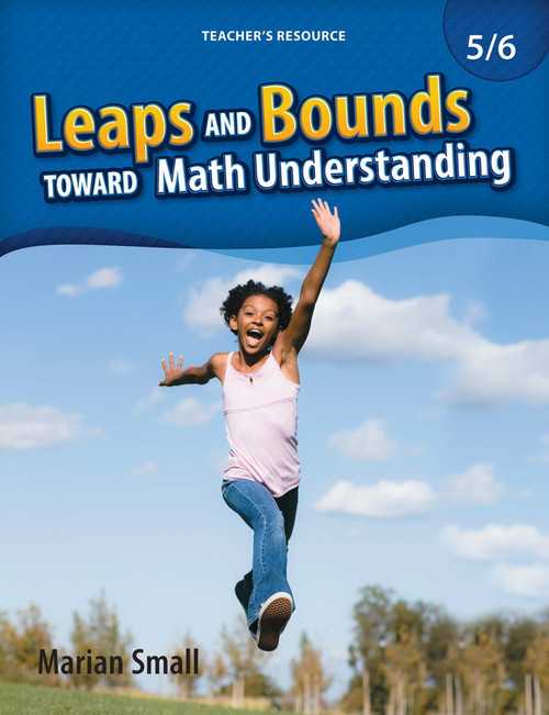Leaps and Bounds 5/6 | Teachers Resource: Teachers Resource - 9780176351472