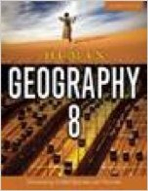 Human Geography 8 Student Book