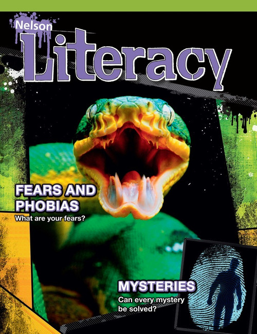 Nelson Literacy 7 - Student Resources | Student Book B - 9780176375171