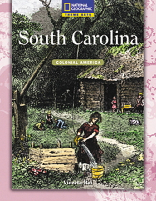 Theme Sets: South Carolina (8-Pack)