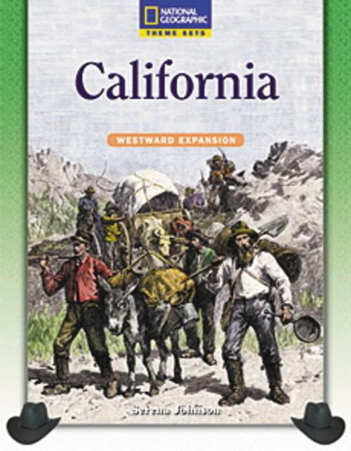 Theme Sets: California, 8-pack