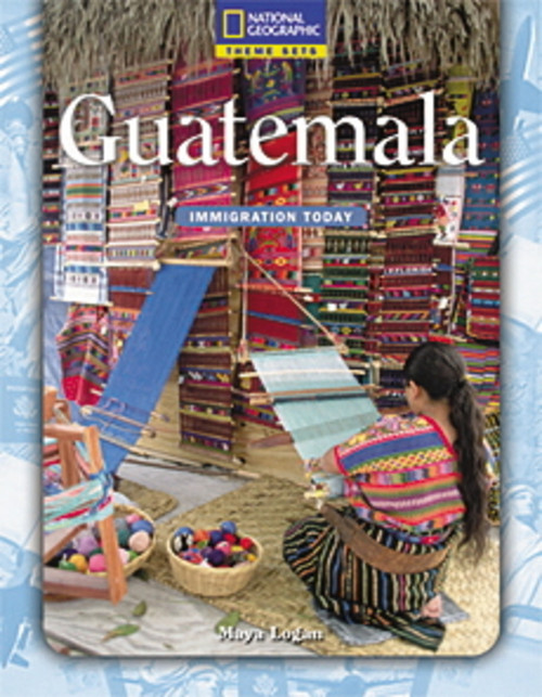 Theme Sets: Immigrant From Guatemala (8-Pack)